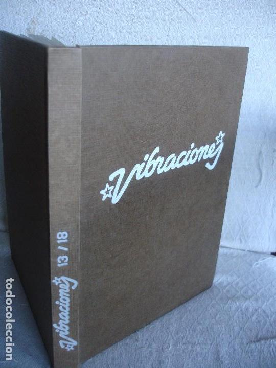 VIBRACIONES. LA EVOLUCIÓN MUSICAL DE LOS AÑOS 70. (NÚMEROS DE 13 A 18) (Música - Revistas, Manuales y Cursos)