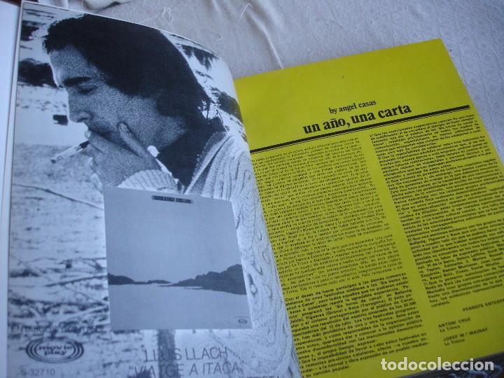 Revistas de música: Vibraciones. La evolución musical de los años 70. (Números de 13 a 18) - Foto 3 - 82043000