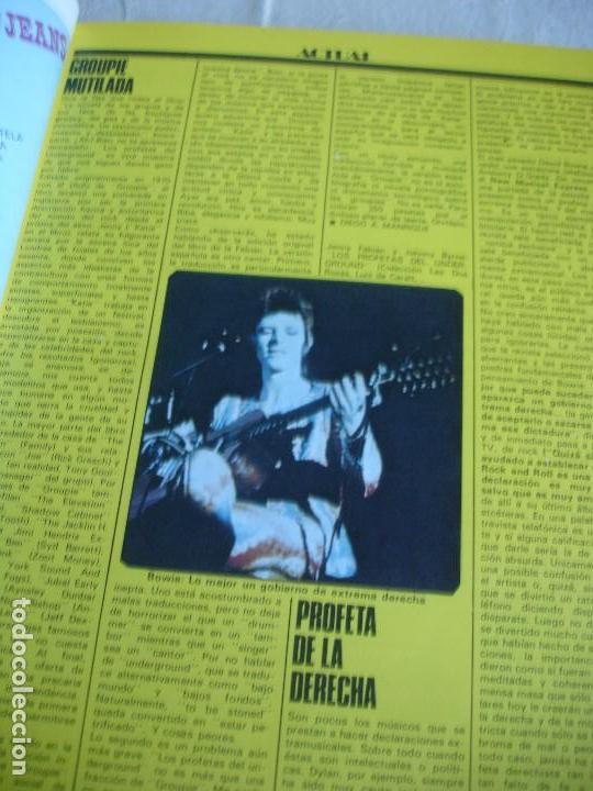 Revistas de música: Vibraciones. La evolución musical de los años 70. (Números de 13 a 18) - Foto 5 - 82043000