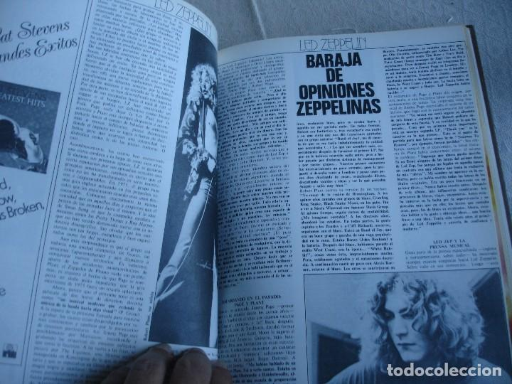 Revistas de música: Vibraciones. La evolución musical de los años 70. (Números de 13 a 18) - Foto 7 - 82043000