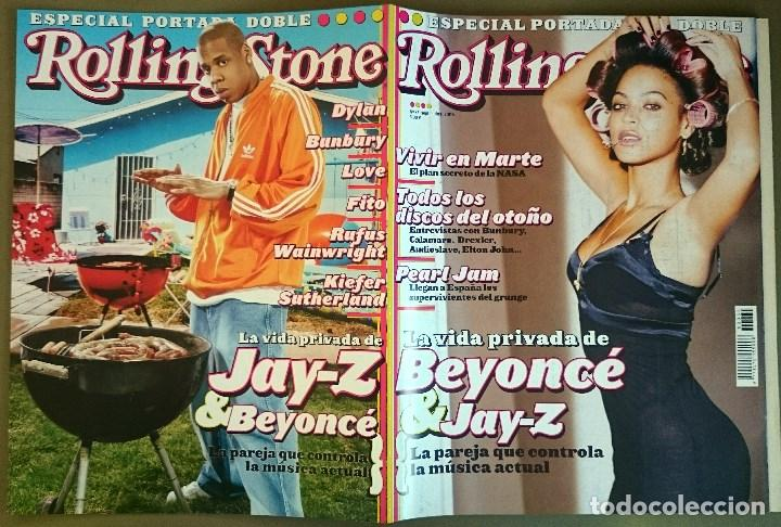 Revistas de música: Rolling Stone nº 83, Sept 2006. Beyoncé & Jay-Z, Pearl Jam, Bob Dylan, Bunbury, Fito - Foto 2 - 82411688