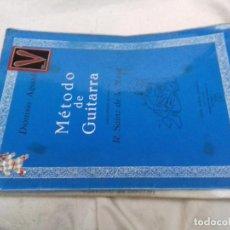 Revistas de música: METODO DE GUITARRA-DIONISIO AGUADO-REVISADO POR R.SAINZ DE LA MAZA-UNION MUSICAL ESPAÑOLA. Lote 82997104