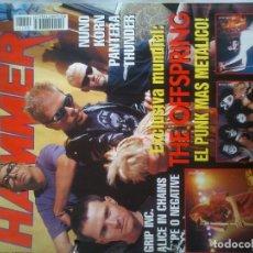 Revistas de música: METAL HAMMER 111 FEBRERO 1997. Lote 83718868