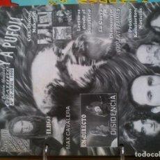 Revistas de música: D'EMPALMADA Y A PUFO 20 ABRIL 1998. Lote 83724252