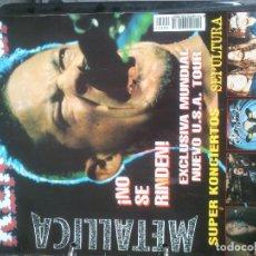 Revistas de música: KERRANG! 57 AGOSTO 1998. Lote 83724848