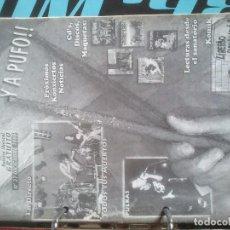 Revistas de música: D'EMPALMADA Y A PUFO 27 DICIEMBRE 1998. Lote 83729456