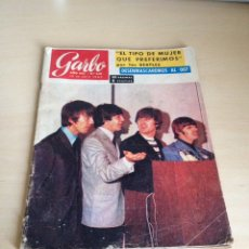 Revistas de música: BEATLES - REVISTA GARBO NUM. 631. Lote 84530924