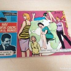 Revistas de música: BEATLES - COMIC CLARO DE LUNA NUM. 240. Lote 84531934
