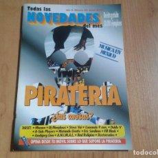Revistas de música: REVISTA TODAS LAS NOVEDADES Nº 99 ENERO 2002 MACACO, VIOLADORES DEL VERSO ( DOBLE V ), BAD RELIGION. Lote 87875688