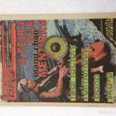 Revistas de música: BAD 1998 MANU CHAO SKA P. Lote 88136292