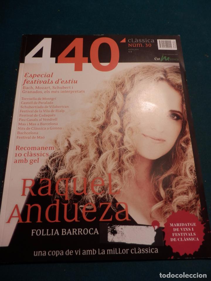 Revistas de música: 440 CLÀSSICA & JAZZ - LOTE 34 REVISTAS EN CATALÀ Nº 2-3-4-5-6-7-8-9-10-11-12-13-14-15-16-17-18-19... - Foto 27 - 65452894