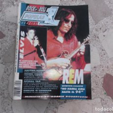 Magazines de musique: POPULAR 1 Nº 228: REM. ELVIS. SMITHS- MORRISSEY. SONIC YOUTH. SPINAL TAP. SINEAD O'CONNOR. MINISTRY.. Lote 89212512