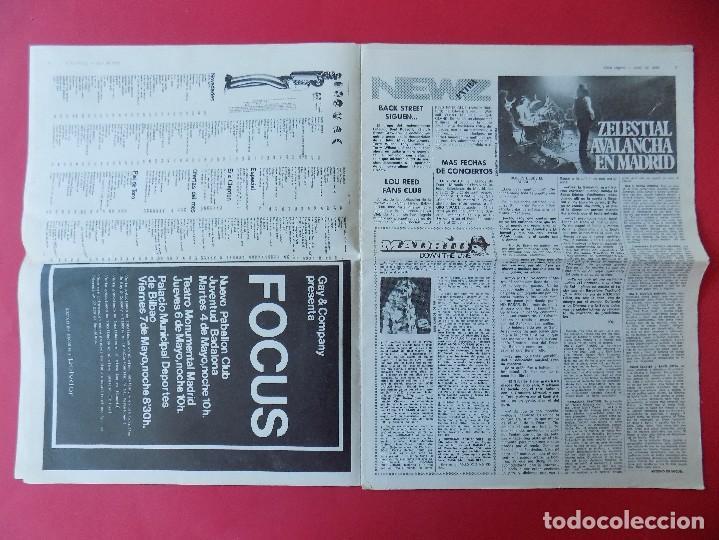 Revistas de música: DISCO EXPRES Nº 371 - 1976 - YES THE BAND ... R-6314 - Foto 3 - 89357844