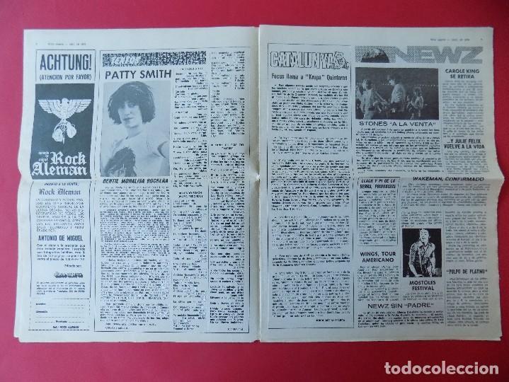 Revistas de música: DISCO EXPRES Nº 371 - 1976 - YES THE BAND ... R-6314 - Foto 4 - 89357844