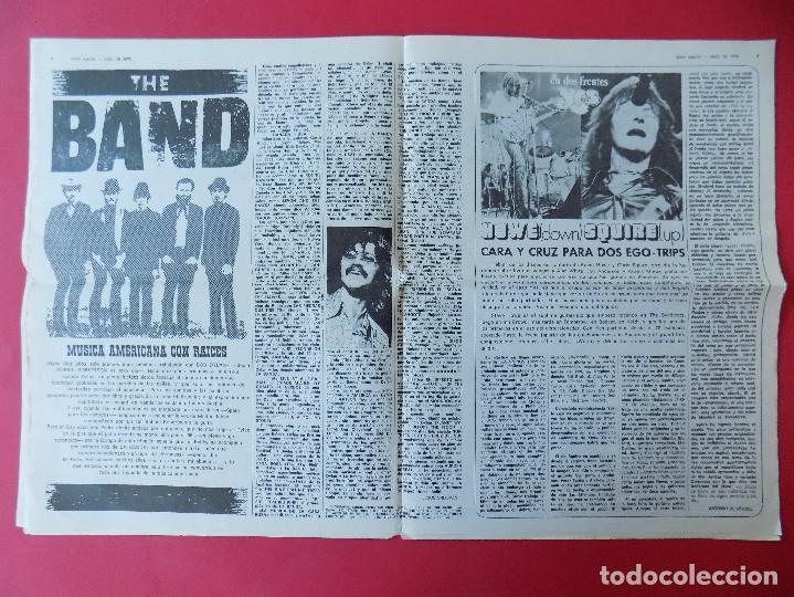 Revistas de música: DISCO EXPRES Nº 371 - 1976 - YES THE BAND ... R-6314 - Foto 5 - 89357844