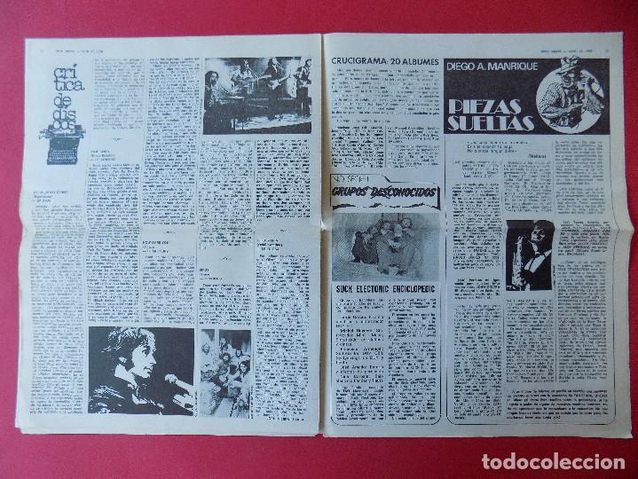 Revistas de música: DISCO EXPRES Nº 371 - 1976 - YES THE BAND ... R-6314 - Foto 6 - 89357844