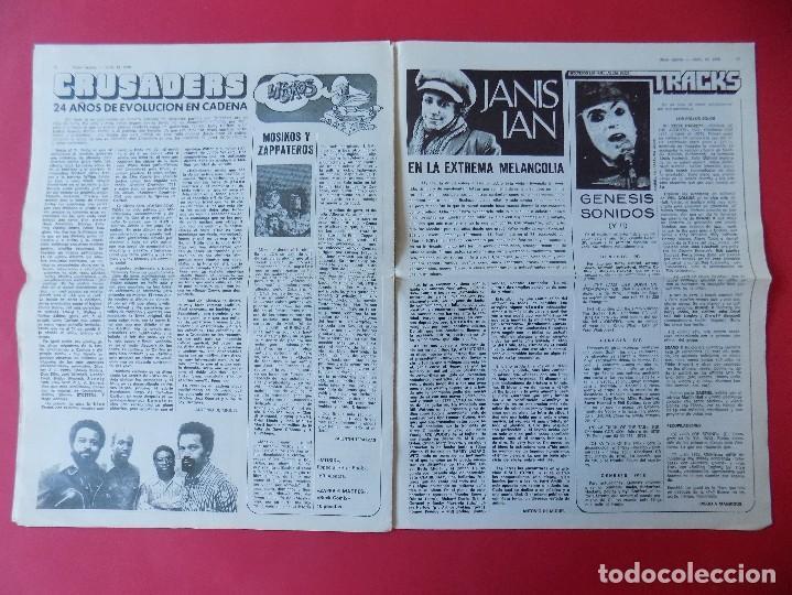 Revistas de música: DISCO EXPRES Nº 371 - 1976 - YES THE BAND ... R-6314 - Foto 7 - 89357844