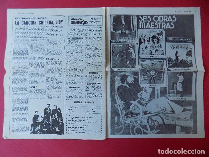 Revistas de música: DISCO EXPRES Nº 371 - 1976 - YES THE BAND ... R-6314 - Foto 8 - 89357844