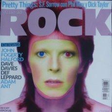 Revistas de música: ROCK DAVID BOWIE FOTOS INCREIBLES. Lote 90042836
