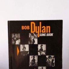 Revistas de música: BOB DYLAN SONG BOOK 1965 PARTITURAS BUEN ESTADO. Lote 92115625