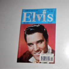 Revistas de música: ELVIS PRESLEY - REVISTA ELVIS MONTHLY Nº 462. Lote 93104555