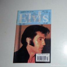 Revistas de música: ELVIS PRESLEY - REVISTA ELVIS MONTHLY Nº 463. Lote 93104650