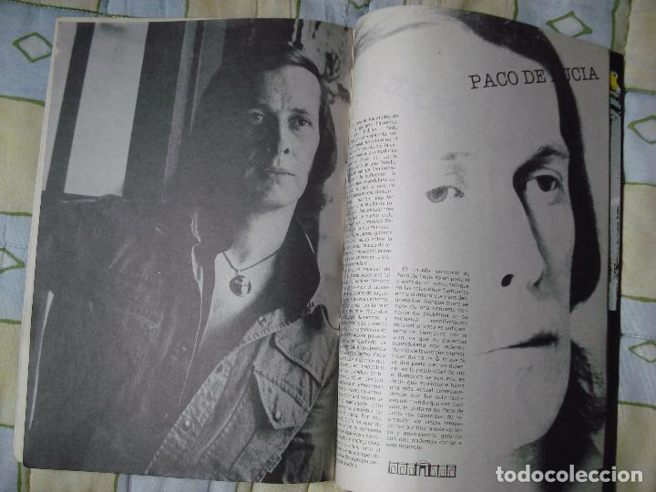 Revistas de música: REVISTA CITA EN SEVILLA, N 5 , SEMANA DEL 8 AL 14 DE JUNIO 1984 JOAN MANUEL SERRAT - Foto 2 - 93821015
