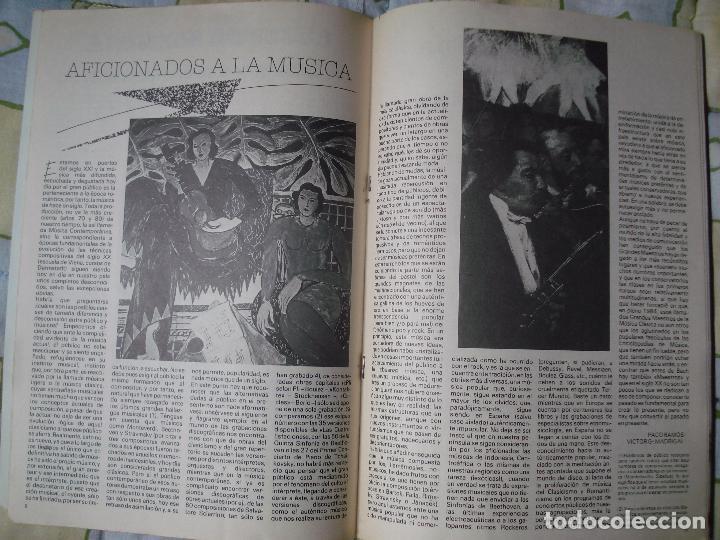 Revistas de música: REVISTA CITA EN SEVILLA, N 5 , SEMANA DEL 8 AL 14 DE JUNIO 1984 JOAN MANUEL SERRAT - Foto 4 - 93821015