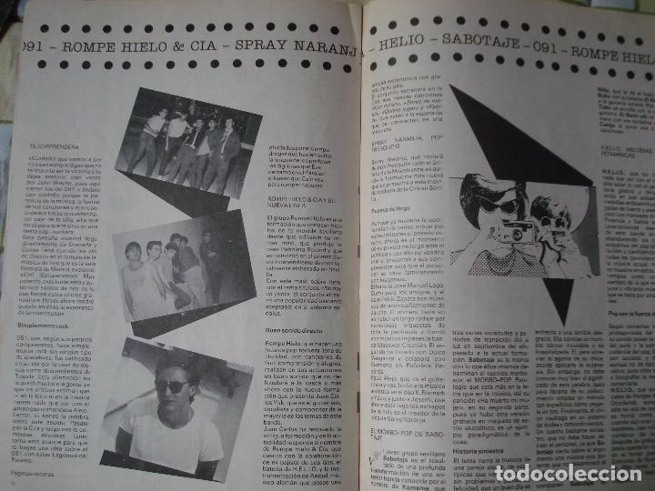 Revistas de música: REVISTA CITA EN SEVILLA, N 2 , SEMANA DEL 18 AL 24 DE MAYO 1984 JOAN BAEZ - Foto 4 - 93821765