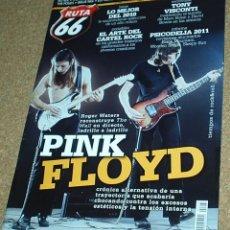 Revistas de música: RUTA 66 Nº 278- PINK FLOYD- LENNON- BOWIE - M.BOLAN - VER FOTOS- LEER ENVIOS. Lote 94446054