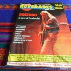 Musikzeitschriften - TODAS LAS NOVEDADES DEL MES Nº 70. MAYO 1999. ROSENDO LOS PLANETAS SOZIEDAD ALKOHOLIKA MINISTRY RARA - 95699435
