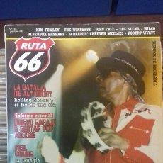 Revistas de música: REVISTA MAGAZINE RUTA 66 N° 199 ARTHUR LEE NEIL YOUNG. Lote 95715895