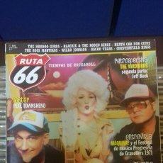 Revistas de música: REVISTA MAGAZINE RUTA 66 N° 206 SOUTHERN CULTURE OF THE SKIDS. Lote 95715946