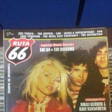 Revistas de música: REVISTA MAGAZINE RUTA 66 N° 191 BLONDIE. Lote 95715959