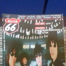 Revistas de música: REVISTA MAGAZINE RUTA 66 N° 172 MICHELLE GUN ELEPHANT. Lote 95716023