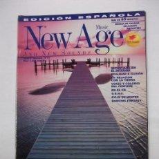 Revistas de música: REVISTA NEW AGE MUSIC AND NEW SOUNDS. AÑO II. Nº 10. SIN CD. TDKR40. Lote 96603311