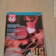Magazines de musique: RUTA 66, NUM 90, DICIEMBRE 1993, BIG STAR, ETC. Lote 97188662