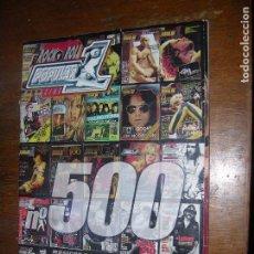 Revistas de música: (F.1) REVISTA MUSICAL POPULAR 1 Nº 50O ( PRINCE, DAVID BOWIE,REDD KROSS,PATTI SMITH GROUP). Lote 97923383