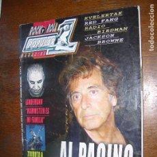 Revistas de música: (F.1) REVISTA MUSICAL POPULAR 1 Nº 499 (WHISKY CARAVAN, BUMBURY, EDDIE VEDDER). Lote 97949935