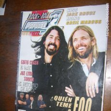 Revistas de música: (F.1) REVISTA MUSICAL POPULAR 1 Nº 483 (RAMONES, MURFILA,FIVE STRINGS). Lote 98107083