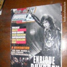 Revistas de música: (F.1) REVISTA MUSICAL POPULAR 1 Nº504 (AMÒRECA,DIR RIVER RADIO,STONRRIDER). Lote 98107587