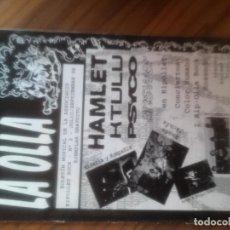 Revistas de música: LA OLLA 4. GRAPA. BUEN ESTADO. AUTOEDTADO. RARO. Lote 98432679