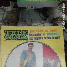 Revistas de música: TELEGUIA N 169 PI DE LA SERRA LOS ANGELES. Lote 98434363