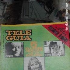 Revistas de música: TELEGUIA N 177 BRINCOS. Lote 98435827