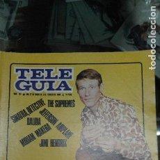 Revistas de música: TELEGUIA N 157 LOS BRAVOS. Lote 98435931