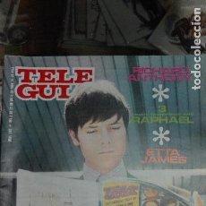 Revistas de música: TELEGUIA N 180 CLIFF RICHARD . Lote 98437187