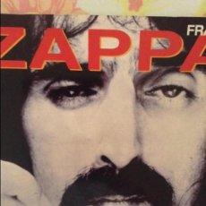 Revistas de música: FRANK ZAPPA - COLECCION IMAGENES DE ROCK - INCLUYE POSTER. Lote 98467123