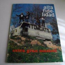 Revistas de música: MITICA REVISTA ALTA FIDELIDAD EXTRA GRAN MUSICAL LA DE LAS FOTOS VER TODAS MIS REVISTAS DE MUSICA. Lote 98469295