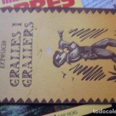 Revistas de música: EXPOSICIO GRALLES I GRALLERS - 1989 - MUSICA TRADICIONAL / ALBA - ORRIOLS - ENVIO GRATIS. Lote 98598667