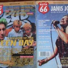 Revistas de música: LOTE DE 12 REVISTAS - ROCK DE LUX, SPIRAL, RUTA 66, BOOGIE - AÑOS 90. Lote 99142343
